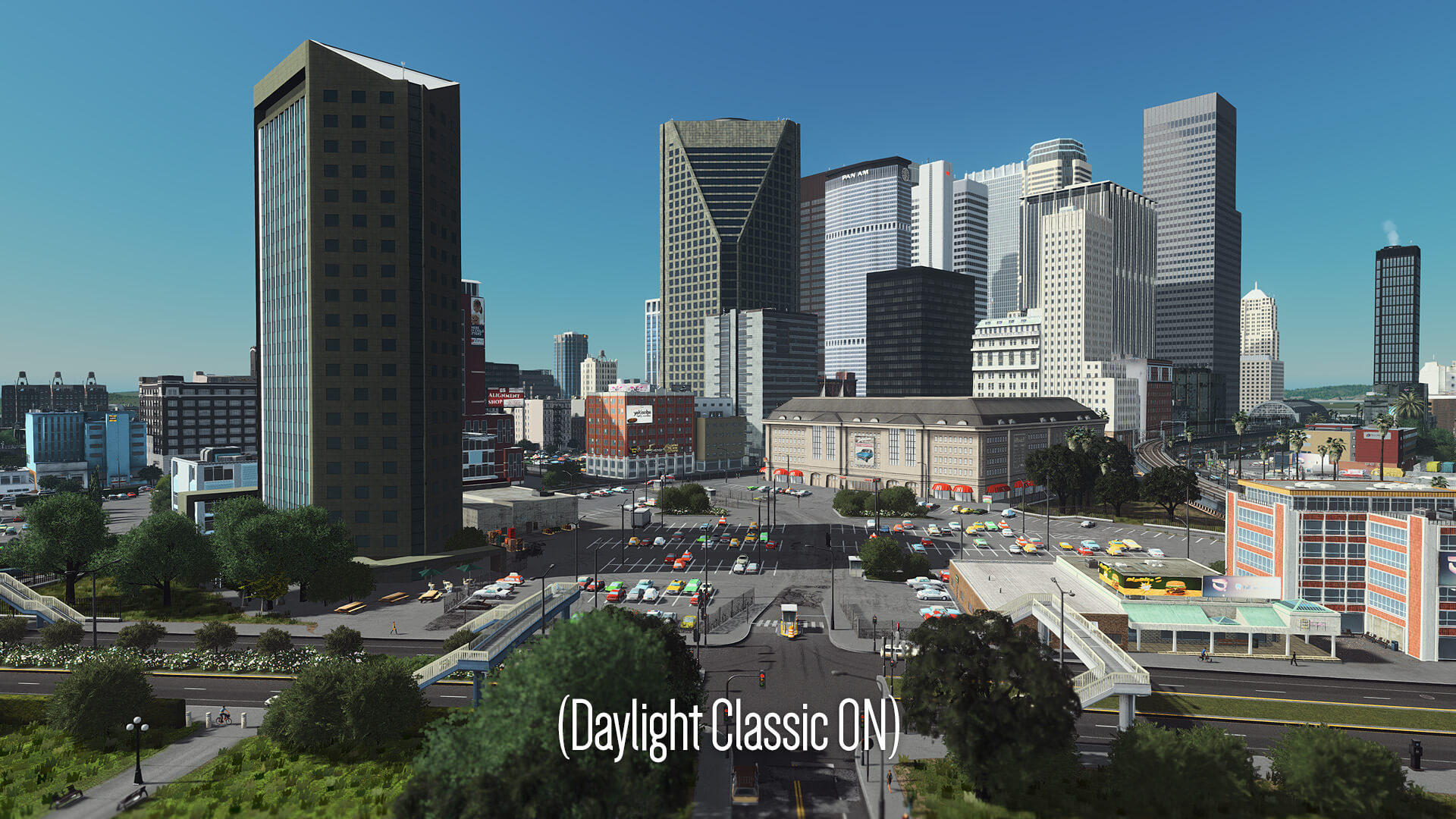 Cities: Skylines - Springwood Map Theme