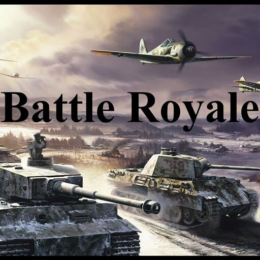Hearts of Iron IV - Battle Royale