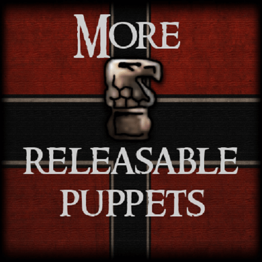 Hearts of Iron IV - More releasable Puppets