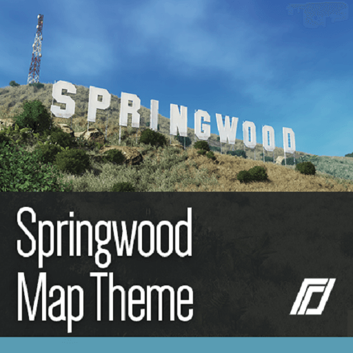 Cities: Skylines - Springwood Map Theme