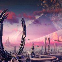 Stellaris - Sci-Fi загрузочные экраны