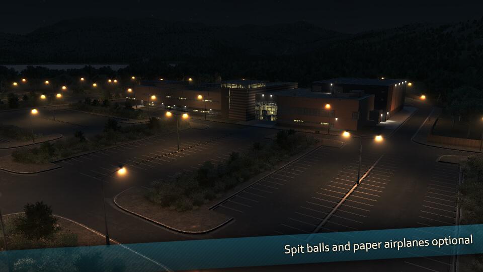 Cities: Skylines - Regis High School