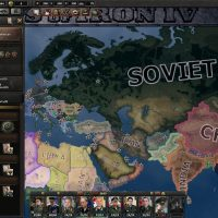 Hearts of Iron IV - Millennium Dawn: Russia at War (сабмод)