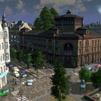 Cities: Skylines - Postfuhramt Berlin
