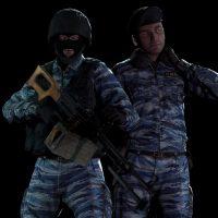 Garry's Mod - Русский О.М.О.Н.