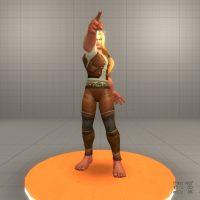 Garry's Mod - Эльф крови из World of Warcraft