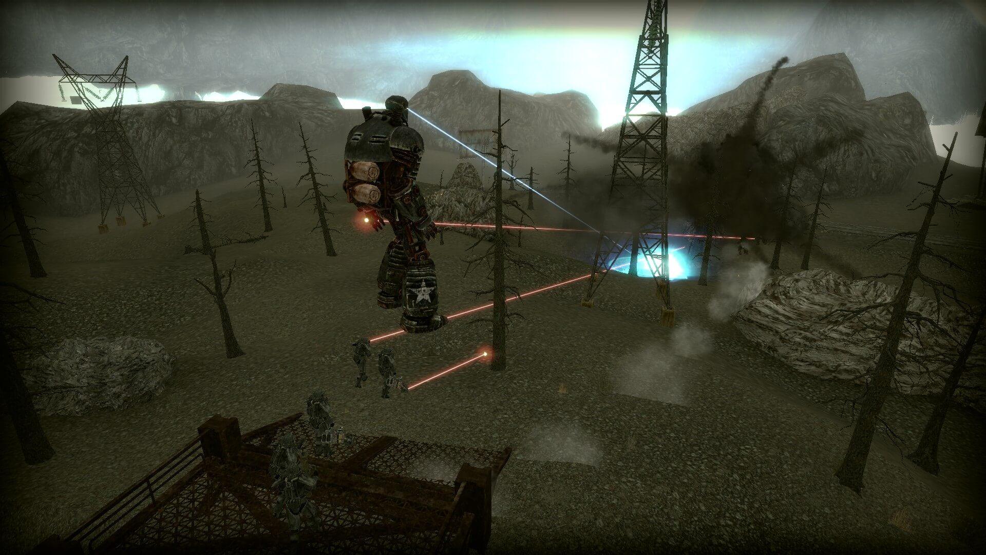 Garry's Mod - Мутанты из Fallout (sNPC)