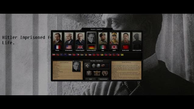 Hearts of Iron IV - Пожизненное заключение Гитлера / Hitler Imprisoned for Life
