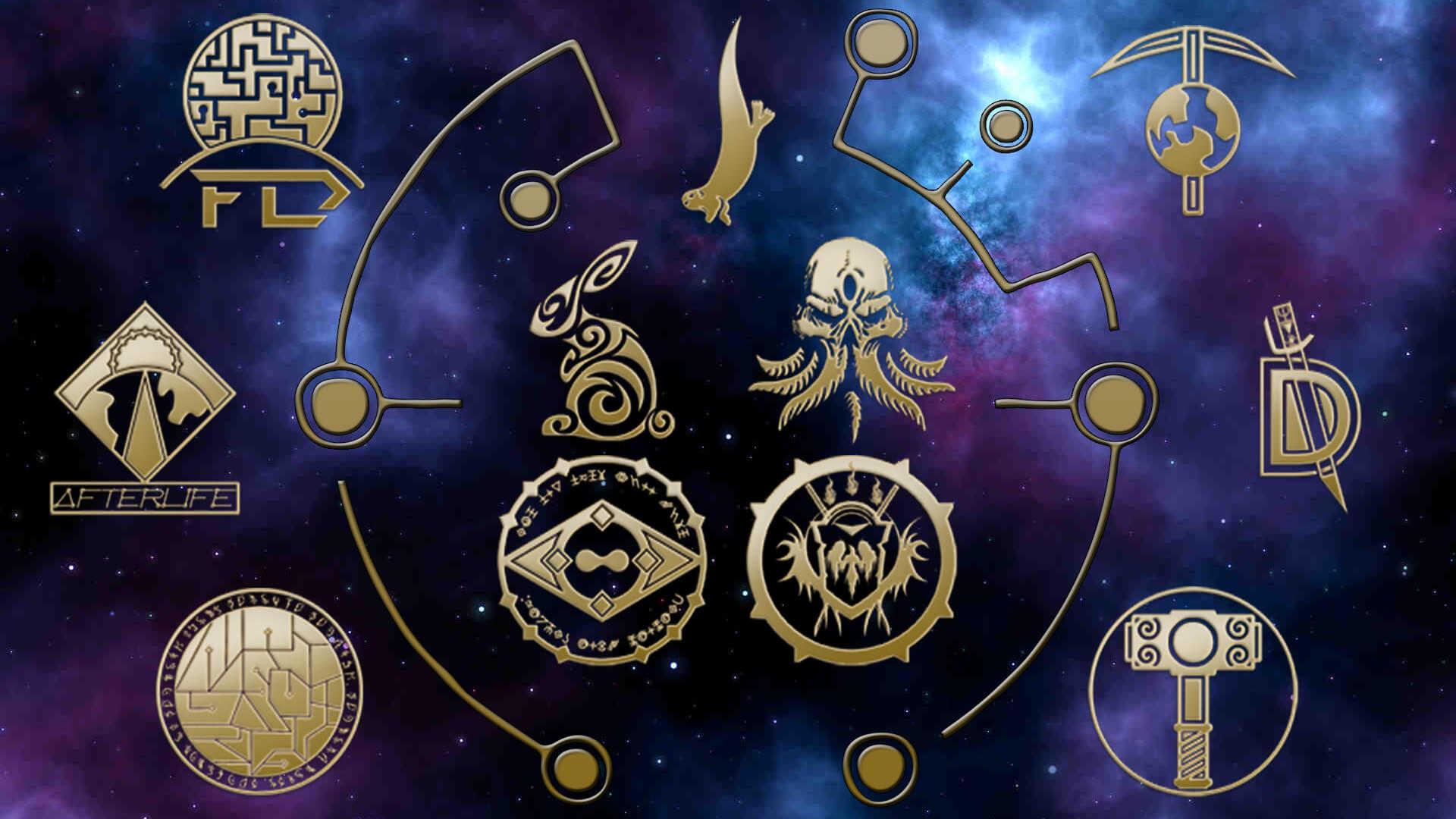 Stellaris - StarClans Emblems