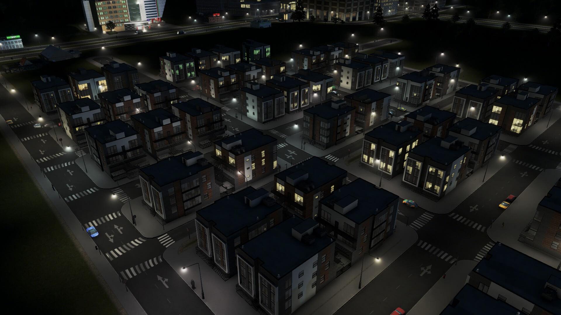 Cities: Skylines - Stupid Duplexes