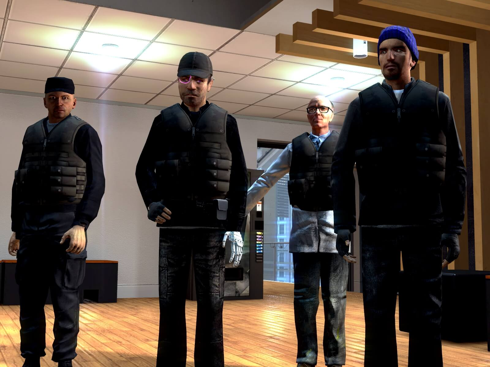 Garry's Mod - Кевларовая броня из Counter-Strike: Global Offensive