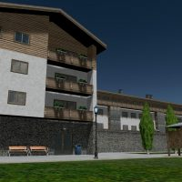 Cities: Skylines - Wellnes Hotel
