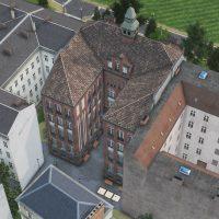 Cities: Skylines - Европейская начальная и старшая школа