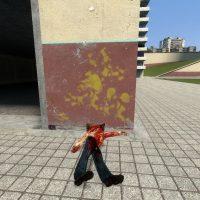 Garry's Mod - Кровь из Half-Life