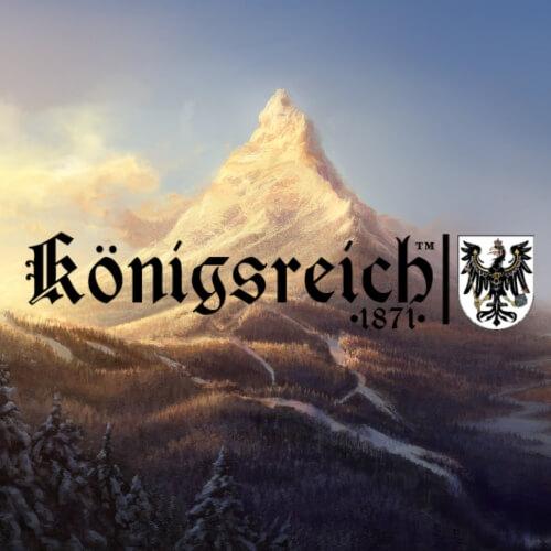 Hearts of Iron IV - Königsreich
