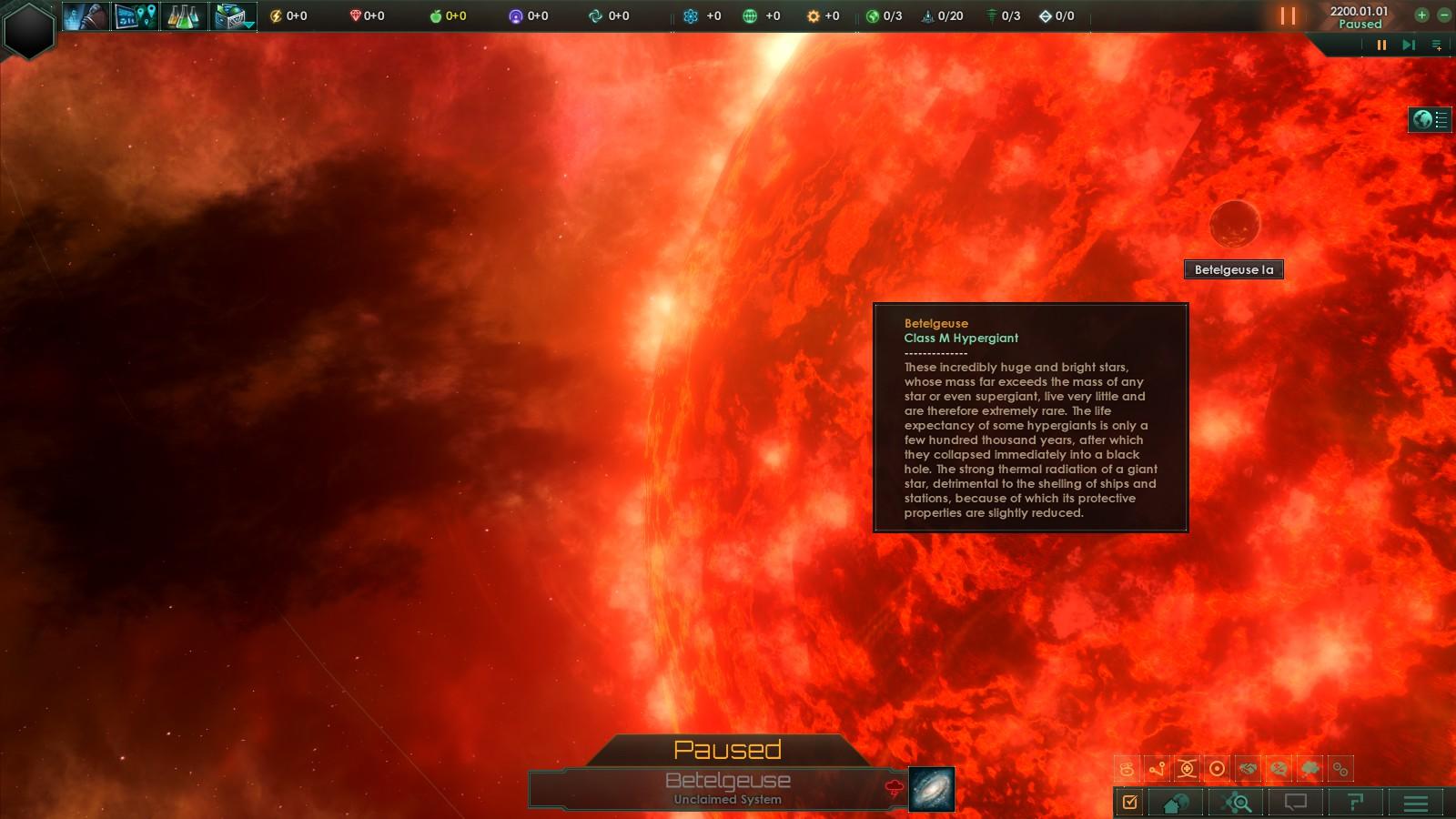 Stellaris - Real Space 3.3