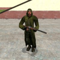 Garry's Mod - Охотники из S.T.A.L.K.E.R. [VJ]