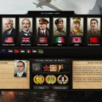 Hearts of Iron IV - Гигант Южной Америки / The Giant of South America