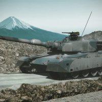 Garry's Mod - Mitsubishi Type 90