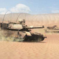Garry's Mod - M1A2 из Call of Duty: Ghosts