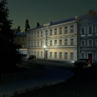 Cities: Skylines - Большая Полянка, 33/41, Москва