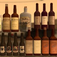 Garry's Mod - Еда и напитки из Fallout 4 (пропы)