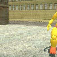 Garry's Mod - Аниматроники из Five Nights at Freddy's 2 (NPC/энтити)
