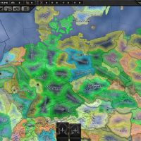 Hearts of Iron IV - Beautiful States