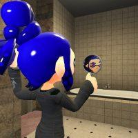 Garry's Mod - Косметика из Splatoon 2