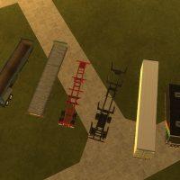 Garry's Mod - Trailers BASE for simfphys