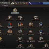 Hearts of Iron IV - Loyalty in America - Louisiana