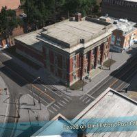 Cities: Skylines - Историческое почтовое отделение / Historic Post Office