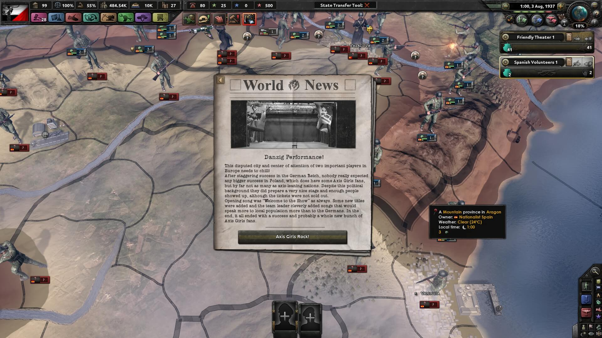 Hearts of Iron IV - Dark Buddhist Community Mod