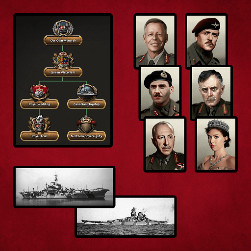 Hearts of Iron IV - Canadian Redux