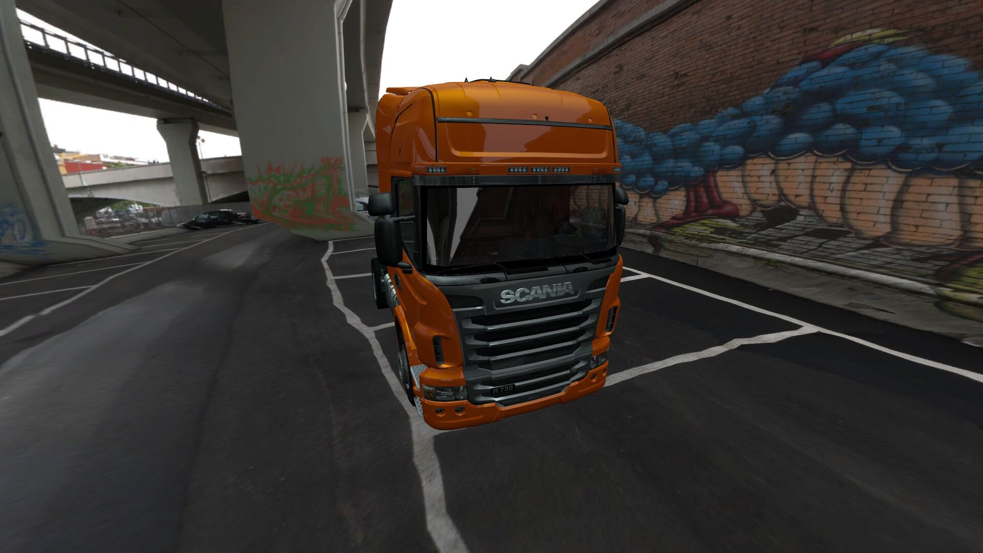 Garry's Mod - Набор европейских грузовиков - TDMCars