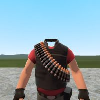 Garry's Mod - Invisible Material