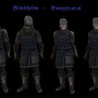 Skyrim SE - Реплейсер брони стражников / Guards Armor Replacer