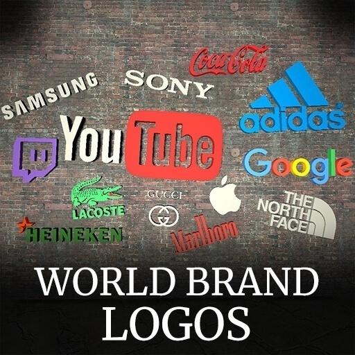 Garry's Mod - Логотипы мировых брендов (пропы)