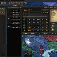 Hearts of Iron IV - Armed Forces Overhaul