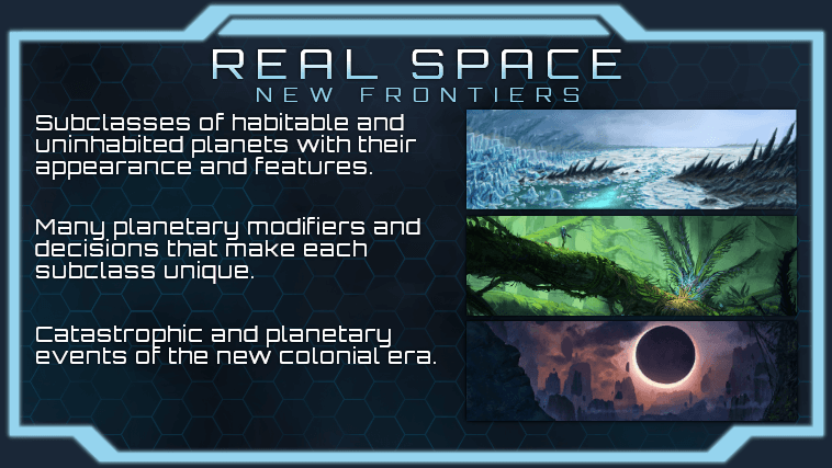 Stellaris - Real Space - New Frontiers