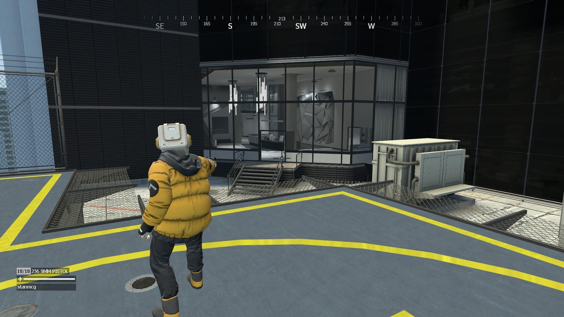 Garry's Mod - Blockhead Robot / Робот-блокоголовый (игровая модель)