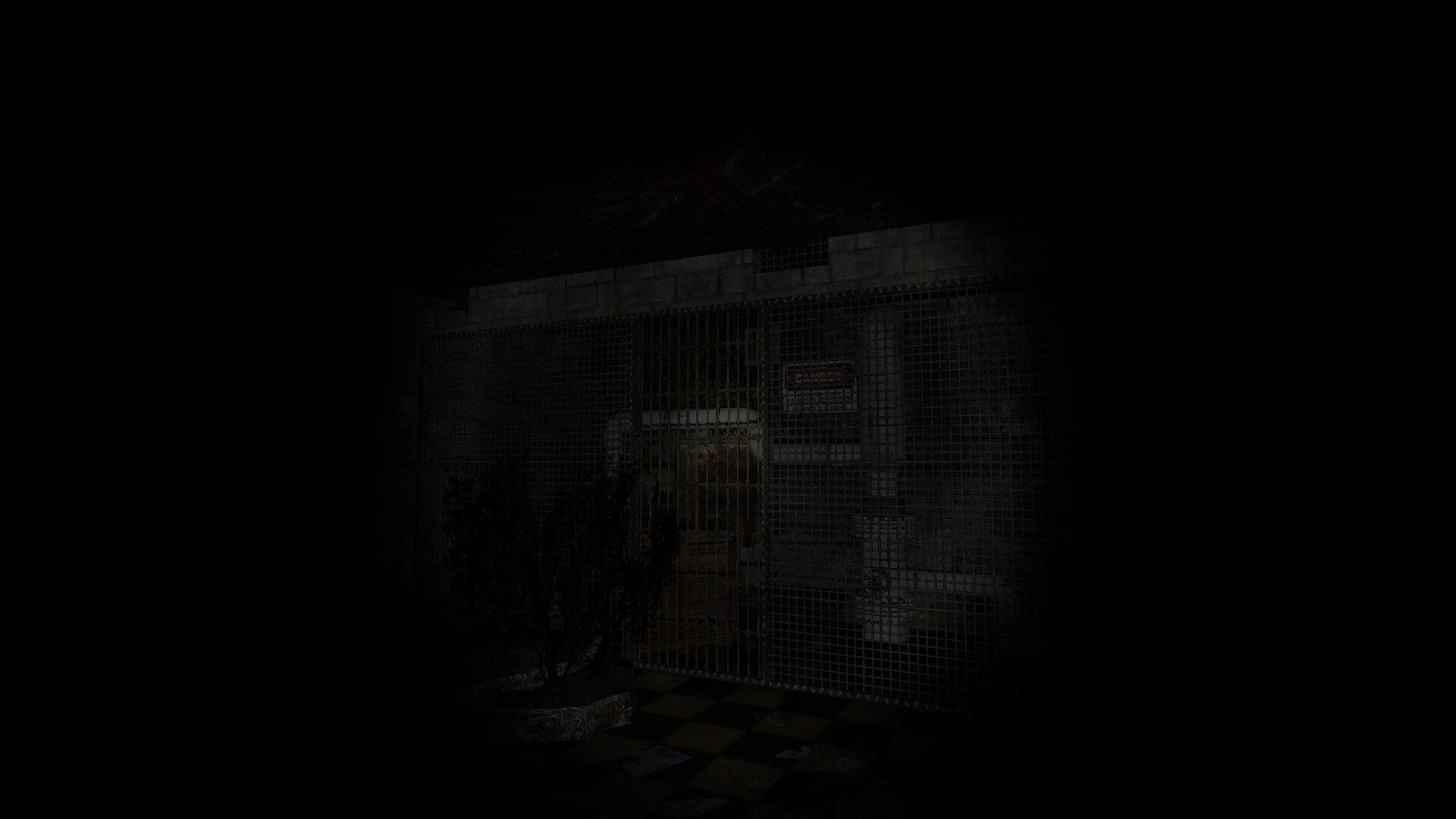 Garry's Mod - Хоррор-карта