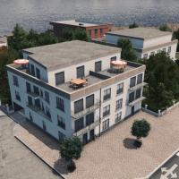 Cities: Skylines - Современные малоэтажные апартаменты