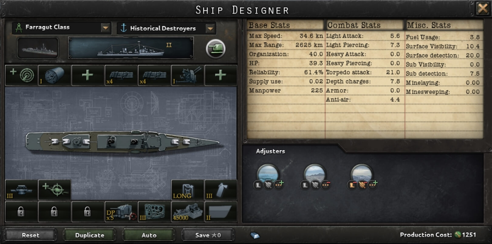 Hearts of Iron IV - Naval Rework Mod II