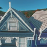 Cities: Skylines - Painted Lady