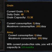 Hearts of Iron IV - Зерно и накопление пищи / Grain Resource And Food Stockpiling