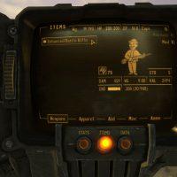 Fallout: New Vegas - Улучшенная боевая винтовка