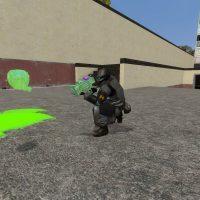 Garry's Mod - Оружие для игрока из Splatoon