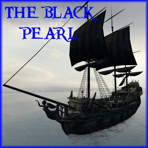 Garry's Mod - Черная жемчужина - Пираты Карибского моря