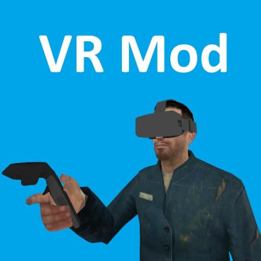 Garry's Mod - VRMod - Экспериментальная Виртуальная Реальность